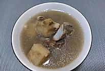 粉葛骨头汤的做法