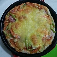 自己做披萨