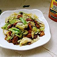 手撕包菜#太太乐鲜鸡汁中式#的做法图解8