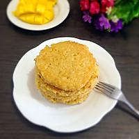 米饭煎饼#快速早餐#的做法图解3