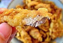#福气年夜菜#一盘不够吃椒盐小酥肉的做法