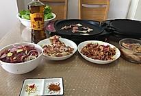 合家欢版韩式烤肉=罗锅#金龙鱼外婆乡小榨菜籽油 最强家乡菜#的做法