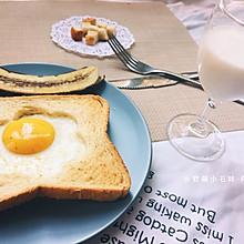 快手早餐吐司片