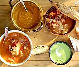 还原奶奶的老上海俄式罗宋汤Russian Soup的做法