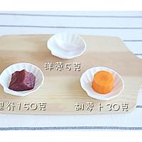 夏季补铁、补锌的重要辅食,宝宝爱吃还能锻炼咀嚼!的做法图解2