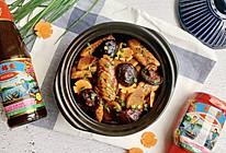 蚝油香菇鸡翅 简单二步就搞定#李锦记旧庄蚝油鲜蚝鲜煮#的做法