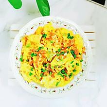 #合理膳食 营养健康进家庭#火腿肠煎鸡蛋
