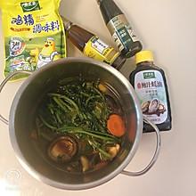 #做饭吧!亲爱的#肥牛寿喜锅