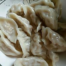 饺子(自制饺子皮)