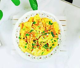 火腿肠煎鸡蛋