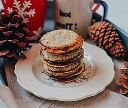 宜家同款网红饼干 | 布鲁塞尔曲奇的做法