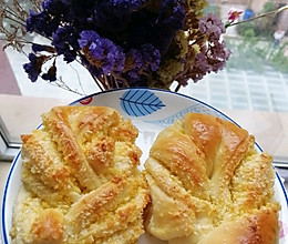 椰蓉面包的做法
