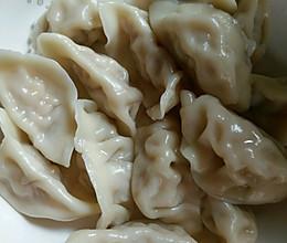 饺子(自制饺子皮)的做法
