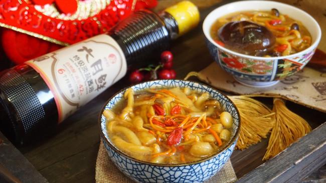 减脂菌菇汤的做法