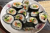 家常寿司卷的做法