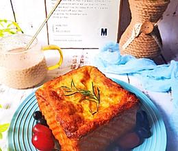 早餐吃什么?来份法式厚土司吧!的做法
