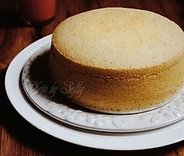 胡萝卜肉桂戚风蒸蛋糕#豆果5周年#的做法