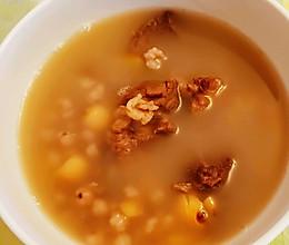 瘦身祛湿汤的做法