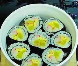 特色寿司的做法
