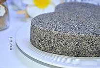 自制黑米糕的做法