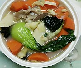 白胡椒猪肚汤的做法