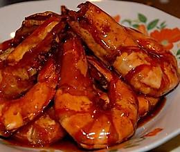 油闷大虾的做法