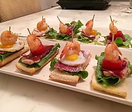 西班牙小吃-----tapas的做法