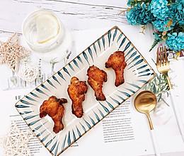 奥尔良风味鸡翅根-空气炸锅版的做法