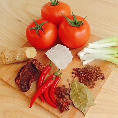 番茄牛腩面-好食到想要舔碗的做法 步骤2