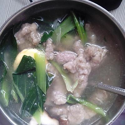 安徽小吃粉鸡汤