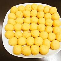 仿香港美心流心奶黄月饼#法国乐禧瑞,百年调味之巅#的做法图解31