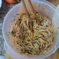 金针磨拌黄瓜的做法图解6