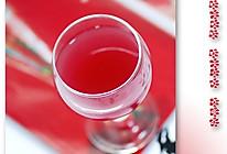 红葡萄酒的做法