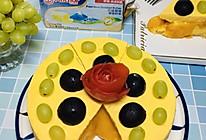"""#""""佳""""节好滋味#芒果流心慕斯蛋糕的做法"""