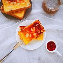 #带着零食去旅行!#岩烧乳酪葡萄干土司