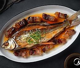 蒸鲮鱼干的做法