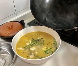 (可以喝汤的)青花椒水煮鱼的做法