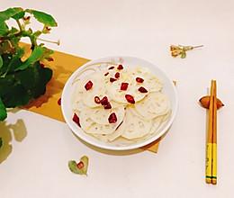 传承美味—活捉莲菜的做法