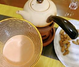 碳烧普洱奶茶的做法