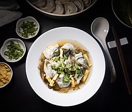 「上海的味道我知道」荠菜香菇猪肉馄饨的做法