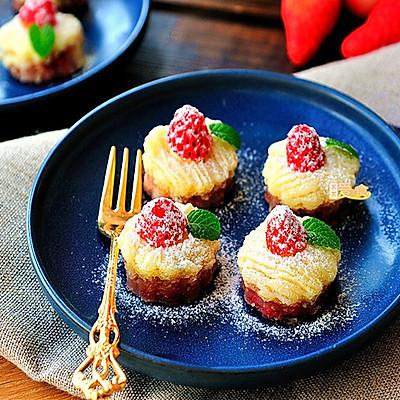 微波炉版超软糯爆好吃的糯米蛋糕