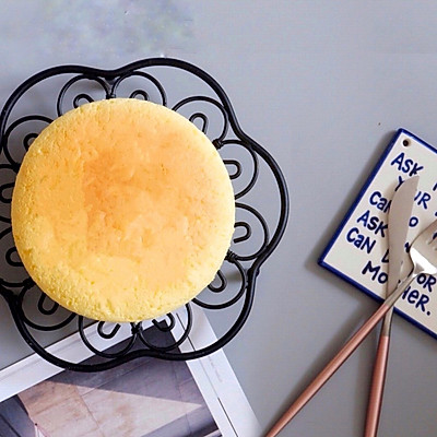 轻芝士蛋糕(6寸)