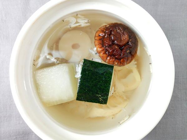 月子汤谱 三鲜冬瓜汤补充氨基酸的做法