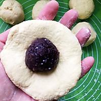 奶香红豆沙南瓜饼#MEYER·焕新厨房,唤醒味觉#的做法图解6