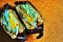 早安熟蛋卷心菜沙拉三明治#丘比轻食厨艺大赛#的做法