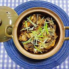 营养全面又下饭,粤式砂锅鱼头豆腐煲
