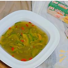 #饕餮美味视觉盛宴#鲜甜的南瓜绿豆汤