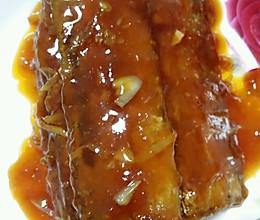 茄汁带鱼 姜丝版