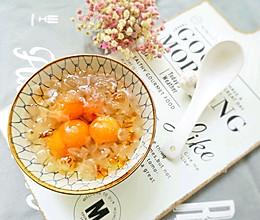 #父亲节,给老爸做道菜#木瓜银耳桃胶皂角米羹的做法
