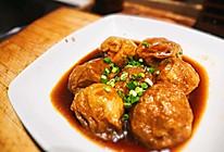 #馅儿料美食,哪种最好吃#红烧油面筋的做法